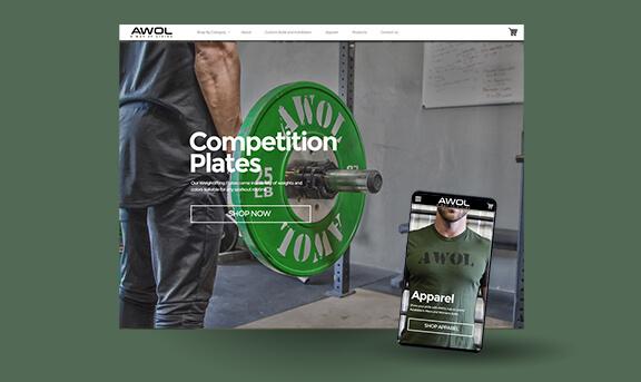 AWOL Website MOCKUP 1 thumb
