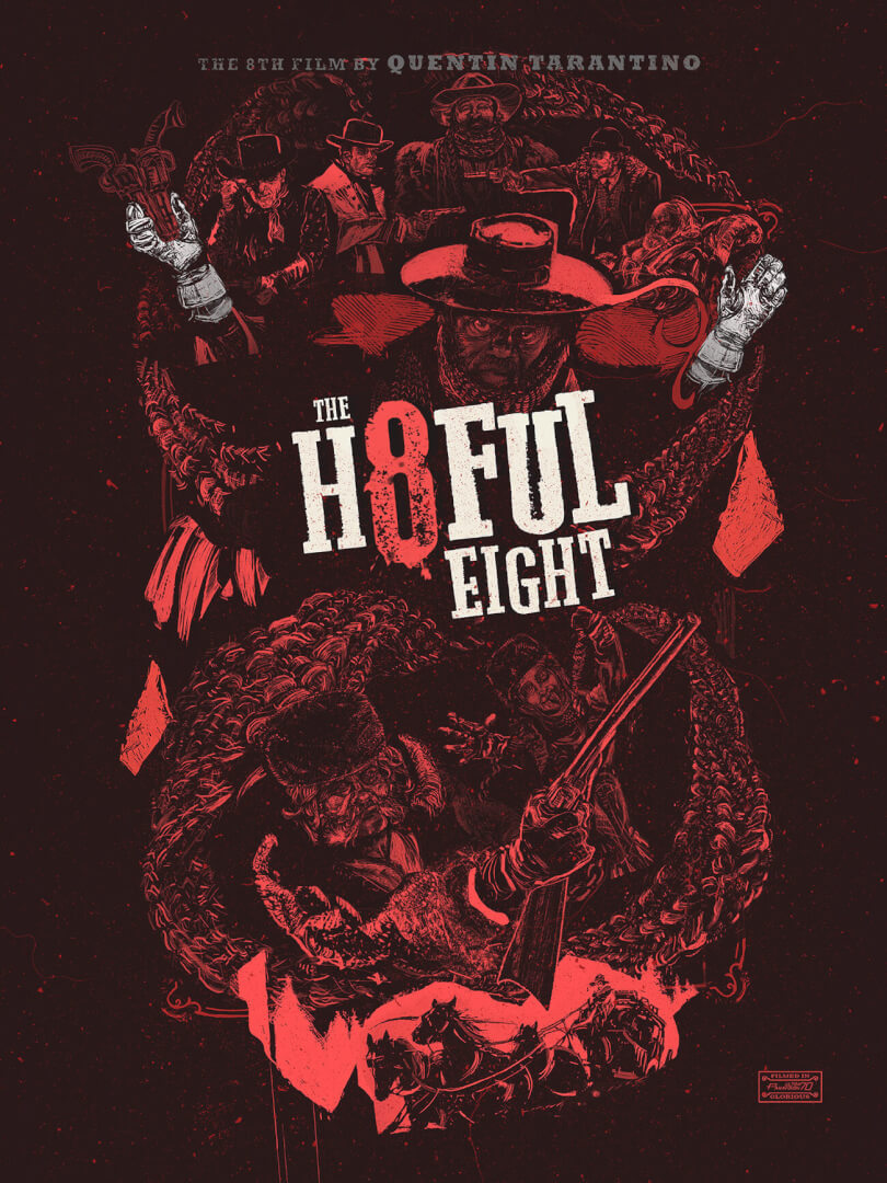 H8FUL 8 POSTER 9