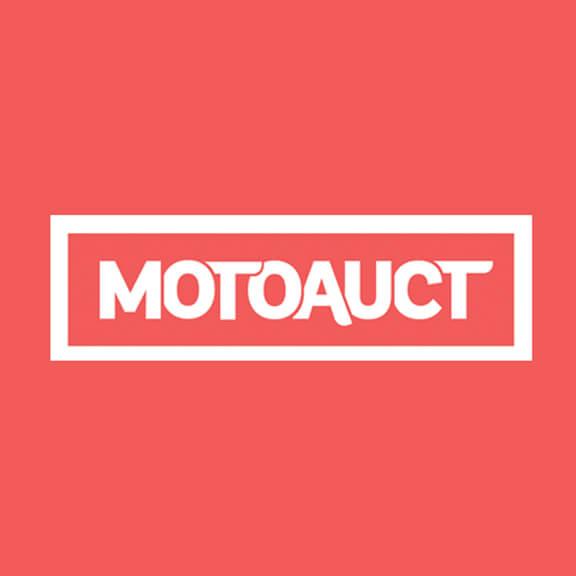 Motoauct Logo SQAURE