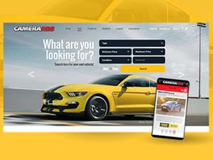 Camera Ads Web