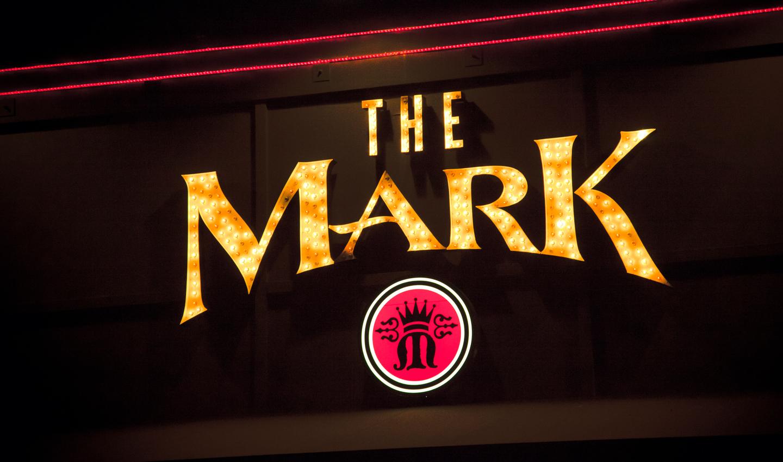 The Mark Signage